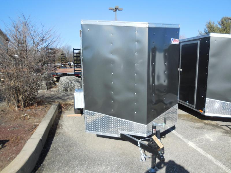 2021 Pace American PSCAB6.0X12SI2FF Enclosed Cargo Trailer