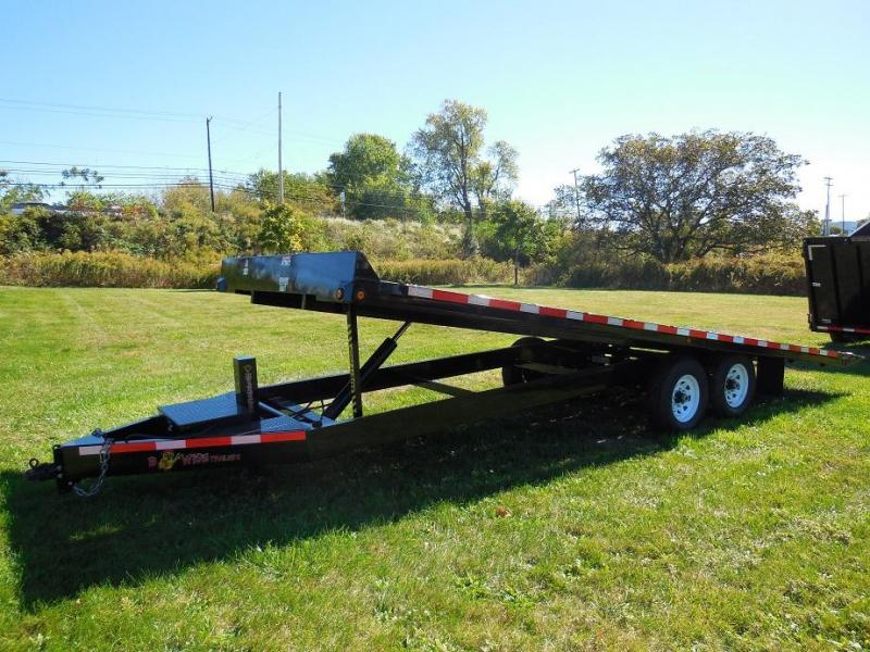 2020 B-Wise THD22-15 Flatbed Trailer
