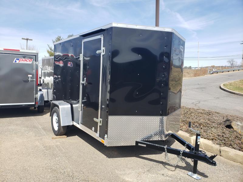 2019 Integrity Trailers WW6X10 Enclosed Cargo Trailer