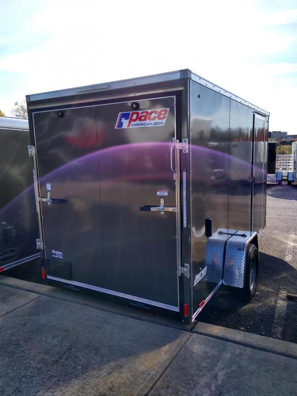 2020 Pace American JV6X12SI2SE Enclosed Cargo Trailer