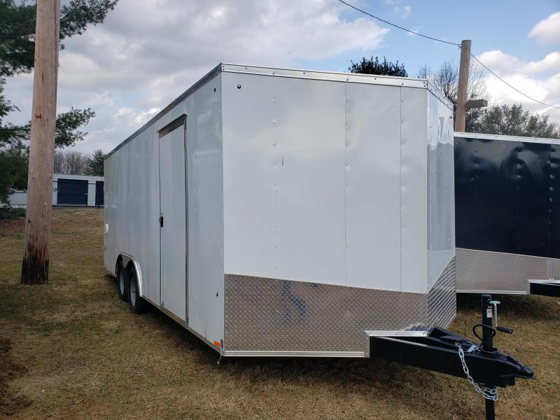 2021 Pace American OB85X20TE2DLX Enclosed Cargo Trailer