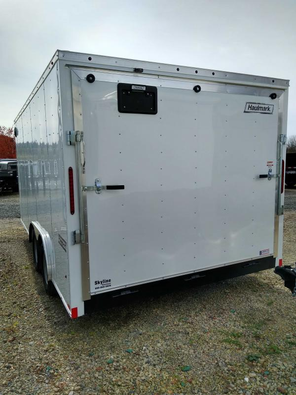 2020 Haulmark PP8516T2 Enclosed Cargo Trailer