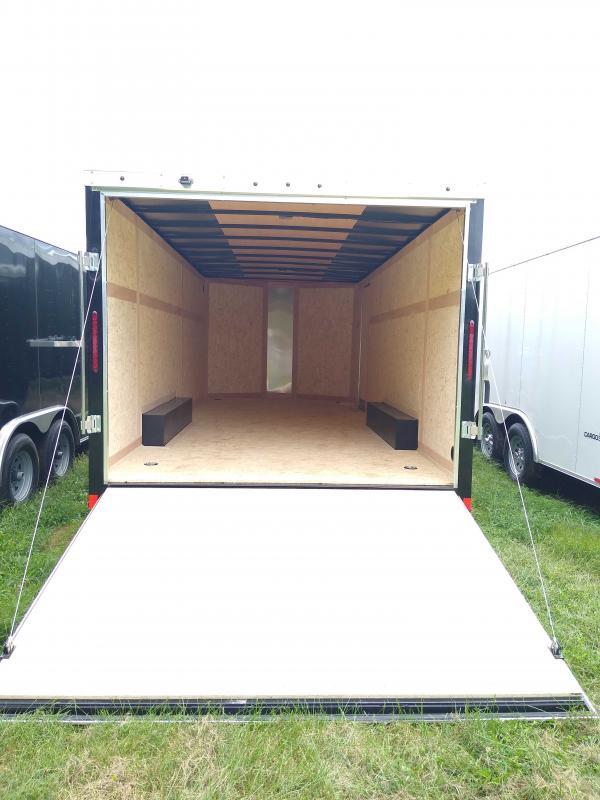 2020 Wells Cargo FT8520T2 Enclosed Cargo Trailer