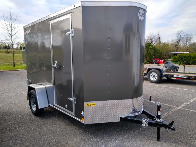 2020 Wells Cargo FT6101 Enclosed Cargo Trailer