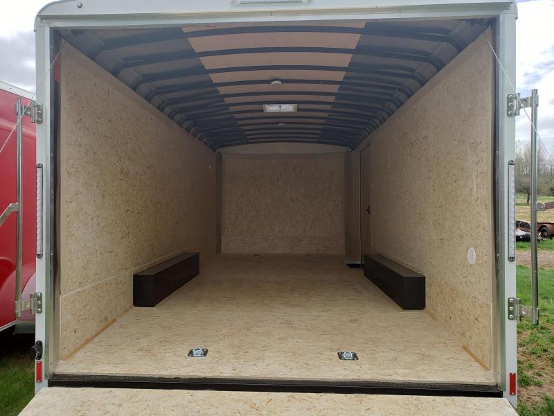 2020 Pace American CS85X18TE2 Enclosed Cargo Trailer