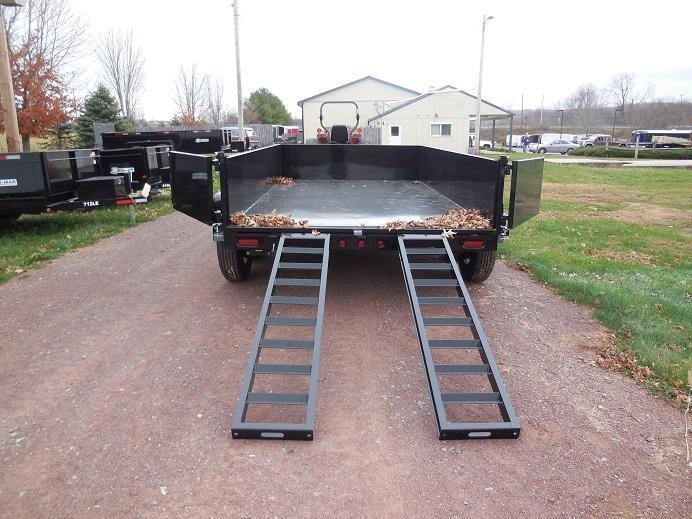 2020 Bri-Mar DT712LP-LE-14 Dump Trailer