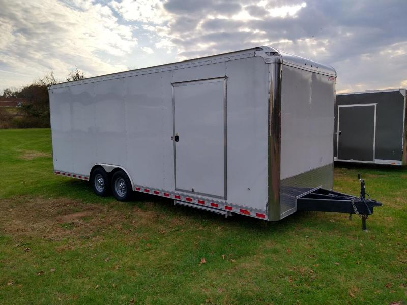 2019 Pace American SCX85X24TE5Enclosed Cargo Trailer