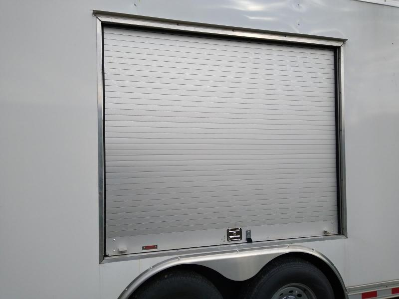 2019 Pace American SCX85X24TE5Enclosed Cargo Trailer