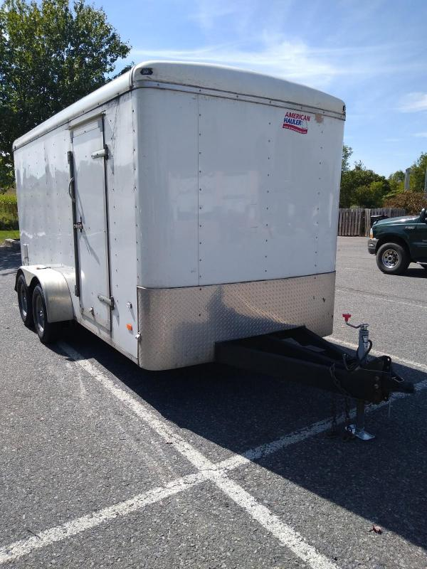2013 American Hauler Industries AH714T2 Enclosed Cargo Trailer