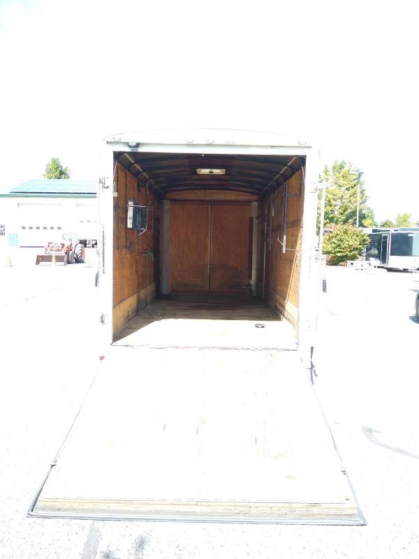 2013 American Hauler Industries AH714T2 Enclosed Cargo Trailer