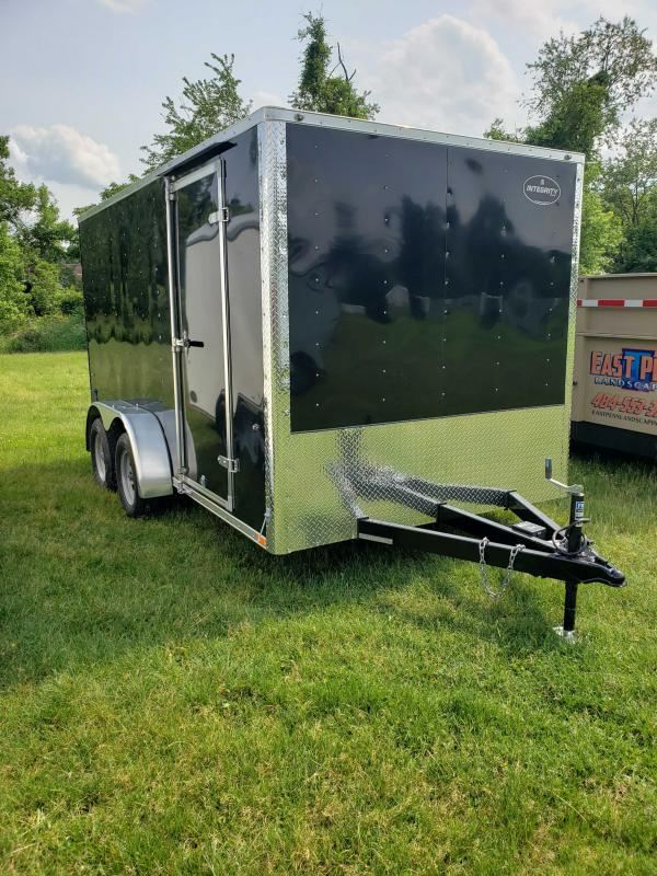 2019 Integrity Trailers HL7X14T Enclosed Cargo Trailer