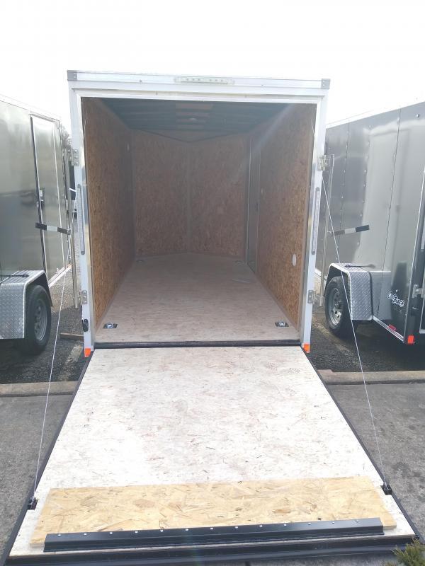 2020 Pace American OB6X12SI2DLX Enclosed Cargo Trailer
