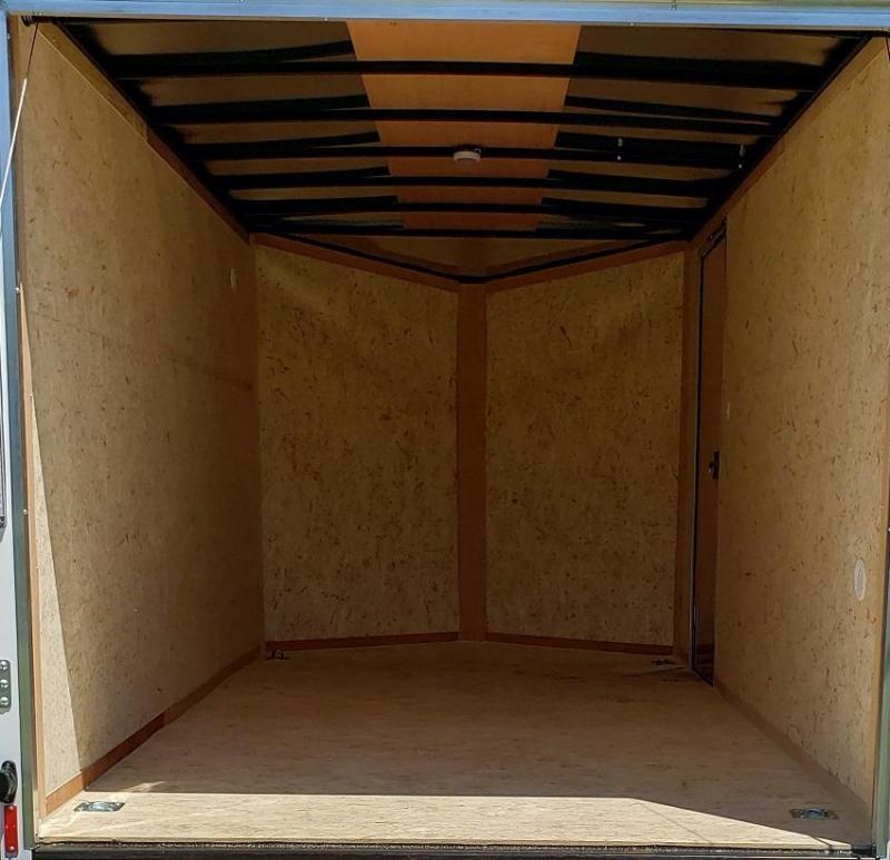 2020 Haulmark TSV716T2 Cargo Trailer Enclosed Cargo Trailer