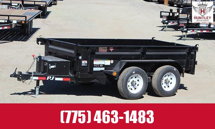 ON SALE! NOW ONLY 5695! PJ DUMP TRAILER STOCK#