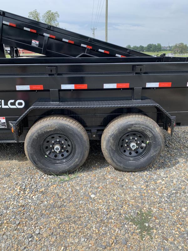 2020 Delco Trailers 14x7 Dump Trailer