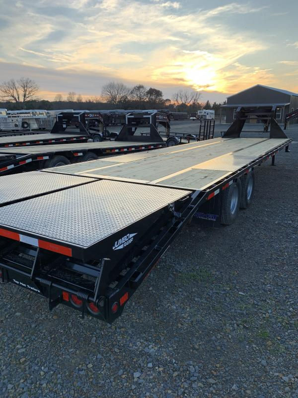 2020 Top Hat Trailers 27' plus 5' Flatbed Trailer