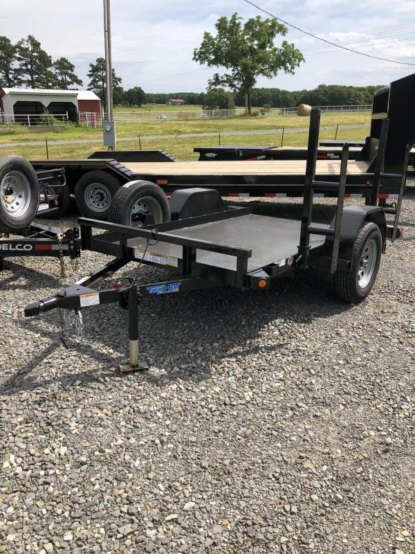 2019 Top Hat Trailers 8x5 Welding Utility Trailer