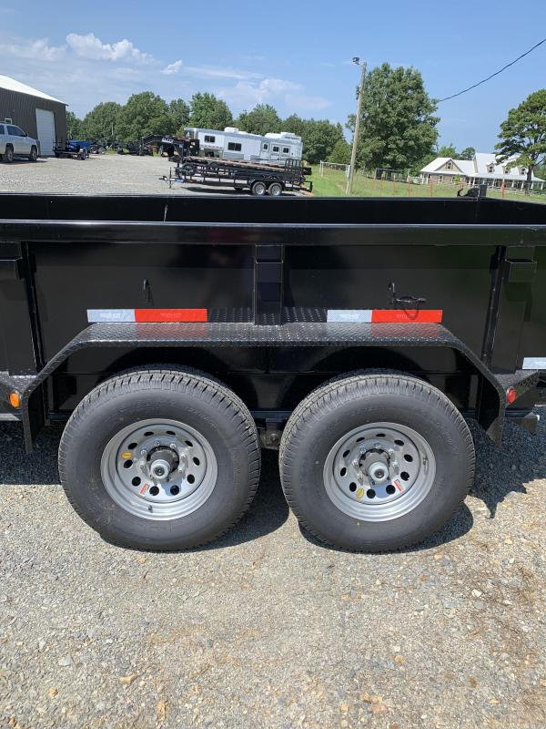 2019 Top Hat Trailers 14x83 Dump Trailer