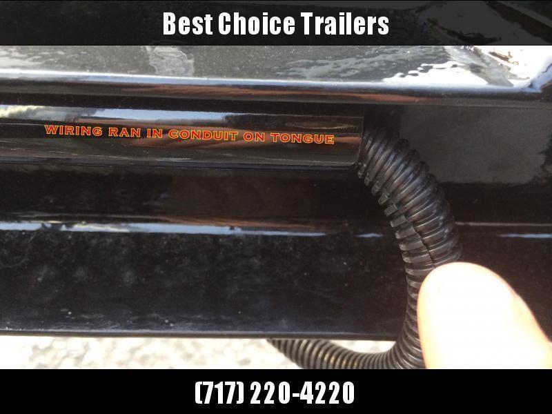 2020 Sure-Trac 5x8' Tube Top 3-Board High Side Utility Landscape Trailer 2990# GVW