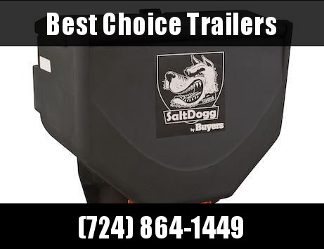 SaltDogg TGS06 Tailgate Spreader - 10 cu. ft