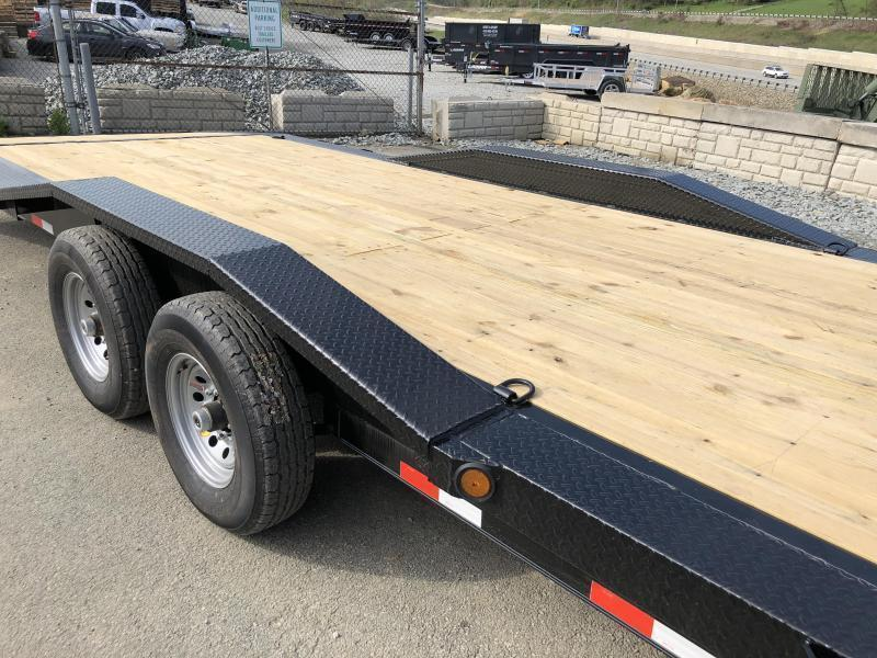 "2020 Ironbull 102x32' Gooseneck Car Hauler Equipment Trailer 14000# GVW * 102"" Deck * Drive Over Fenders"