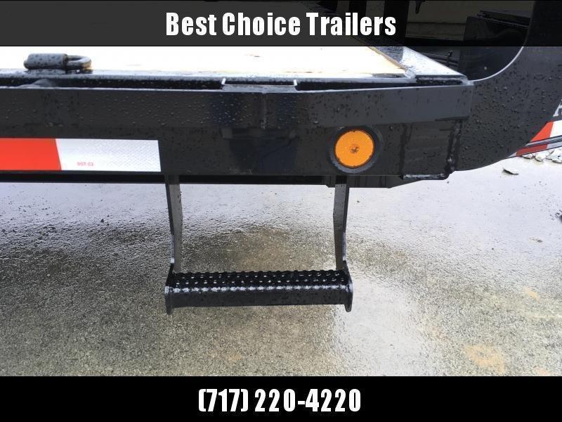 "2019 Ironbull 102""x22' Deckover Power Tilt Trailer 14000# GVW * CLEARANCE"