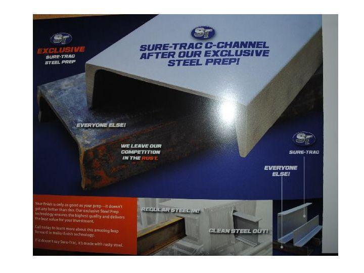 2019 Sure-Trac 102x20+5 15000# Gooseneck Beavertail Deckover Trailer PIERCED FRAME * FULL WIDTH RAMPS * CLEARANCE