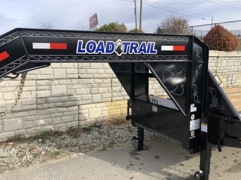 2020 Load Trail 102x30' Gooseneck Deckover Hydraulic Dovetail Trailer 22000# * GL0230102 * HYDRAULIC JACKS * UNDER FRAME & PIPE BRIDGES * DEXTER'S * HDSS SUSPENSION * BLACKWOOD DOVETAIL * 2-3-2 * ZINC PRIMER * CLEARANCE