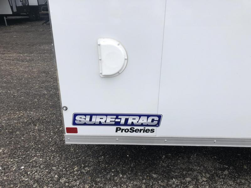 2019 Sure-Trac 8.5x24' STRLP Landscape Pro Package Trailer 9900# GVW * CLEARANCE