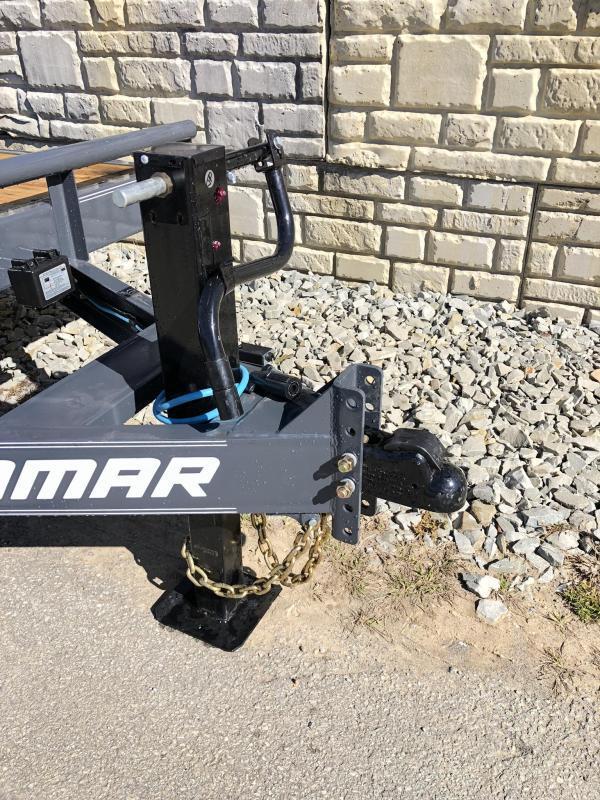 2019 Lamar 7x20' H6 Equipment Trailer 14000# GVW * CLEARANCE