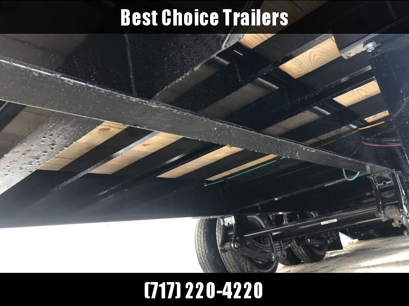 2020 Load Trail 102x30' Gooseneck Deckover Hydraulic Dovetail Trailer 22000# * GL0230102 * DEXTER'S * HDSS SUSPENSION * WINCH PLATE * BLACKWOOD * 2-3-2 * ZINC PRIMER * CLEARANCE
