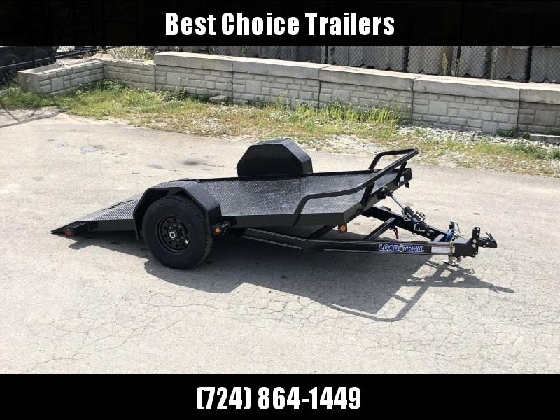 2019 Load Trail 77x12' Gravity Tilt Scissor Hauler Trailer * SH7712071 * CUSHION CYLINDER * STOP VALUE