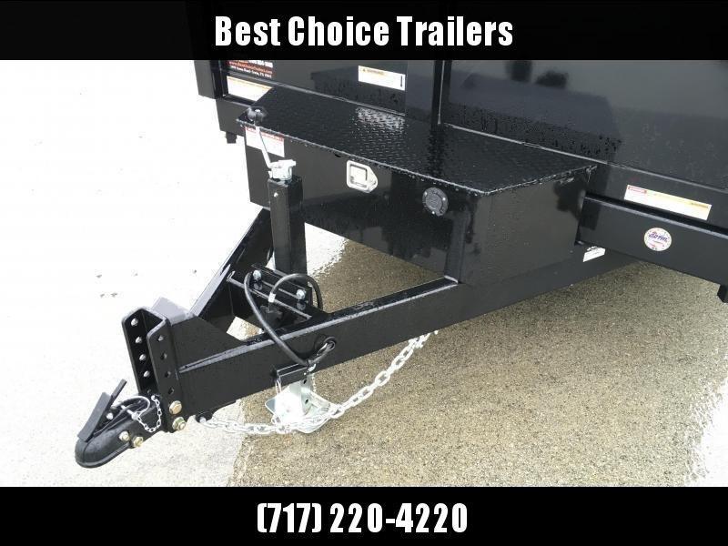 2020 Sure-Trac 7x14' LowPro HD Dump Trailer 14000# GVW * SCISSOR HOIST