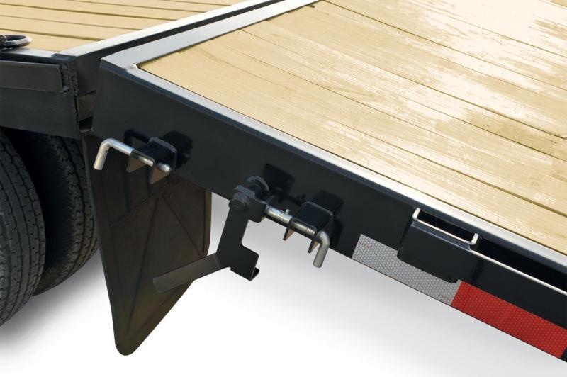 2019 Sure-Trac 102x22+10' Gooseneck Hydraulic Dovetail Deckover Trailer 22500# GVW * CLEARANCE