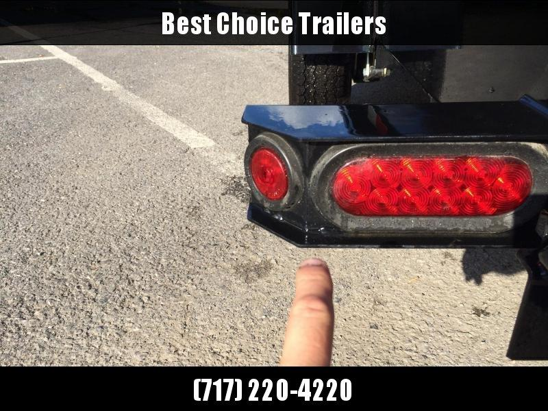 2020 Sure-Trac 6x12' Steel High Side Utility Trailer 2990# GVW