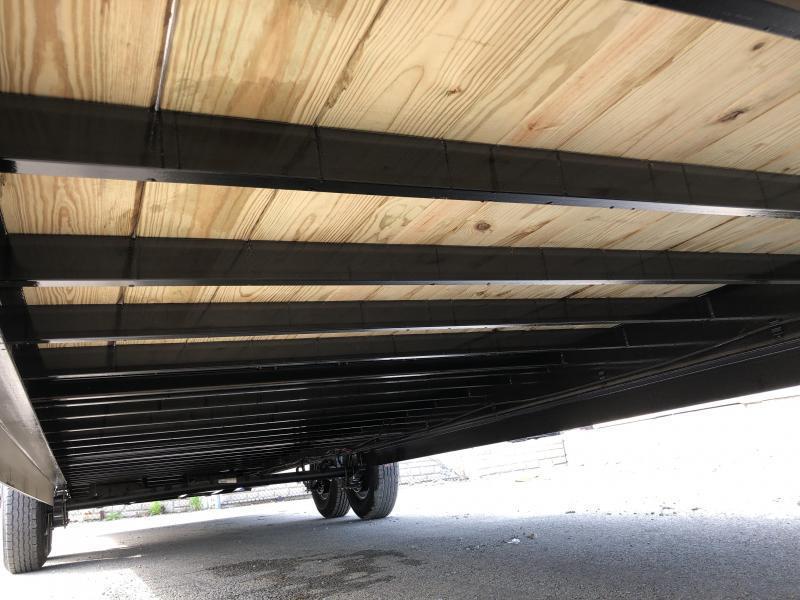 "2020 Ironbull 102x34' Gooseneck 2-Car Hauler Trailer 14000# GVW * FULL WIDTH RAMPS * 102"" DECK * DRIVE OVER FENDERS * BUGGY HAULER * DUAL JACKS * TOOLBOX"