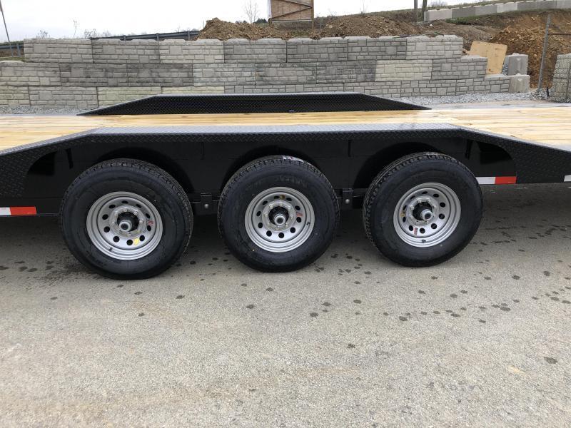 "2019 Ironbull 102x40' Gooseneck Car Hauler Equipment Trailer 21000# * 4' DOVETAIL * 102"" DECK * DRIVE OVER FENDERS * BUGGY HAULER * DUAL JACKS * TOOLBOX"
