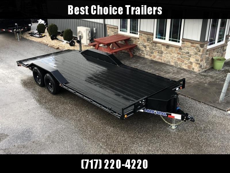 2020 Load Trail 102x20' Car Hauler Trailer 9990# GVW * CH0220052 * DEXTERS * BLACKWOOD PRO * TOOLBOX * POWDER PRIMER * BLACKOUT * 2-3-2 WARRANTY