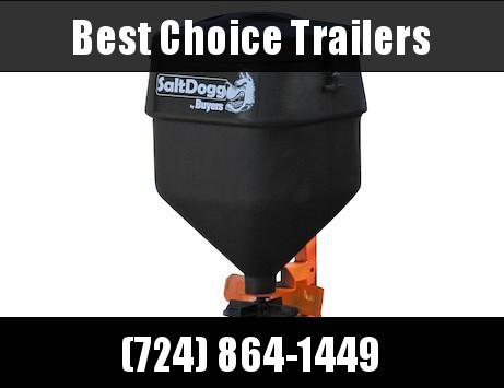 SaltDogg SUVTGPROA Tailgate Spreader Pro Series - 4.4 cu. ft.