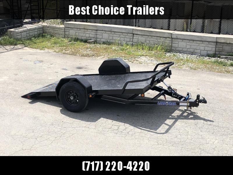 2019 Load Trail 77x12' Single Axle Scissor Hauler Gravity Tilt Equipment Trailer * DEXTER 7000# TORSION AXLE * CUSHION CYLINDER W/ STOP VALVE * ADJUSTABLE COUPLER * COLD WEATHER HARNESS * REVERSE DOVETAIL * D-RINGS * CLEARANCE