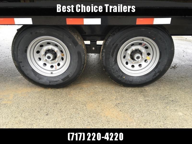 """2019 Ironbull 102""""x22' Deckover Power Tilt Trailer 14000# GVW"""
