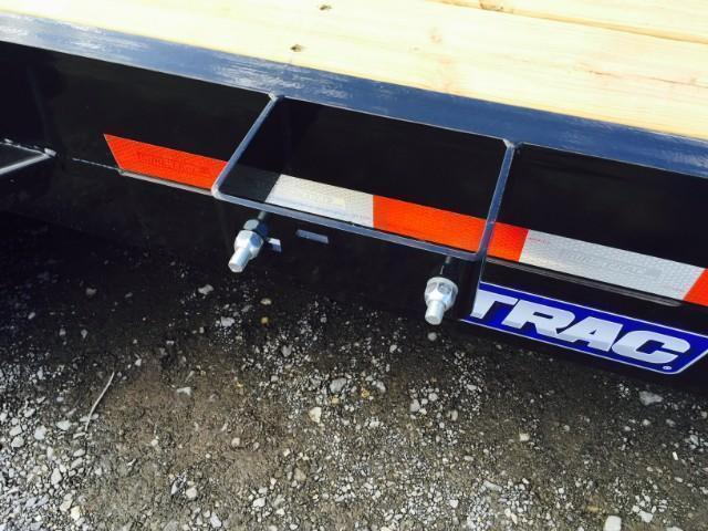"""2019 Sure-Trac Implement 7'x18' Equipment Trailer 14000# GVW * RUBRAIL/STAKE POCKETS/D-RINGS * 4"""" RAMPS * SPARE MOUNT"""