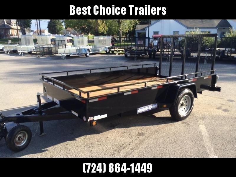 2020 Sure-Trac 6x10' Steel High Side Utility Trailer 2990# GVW