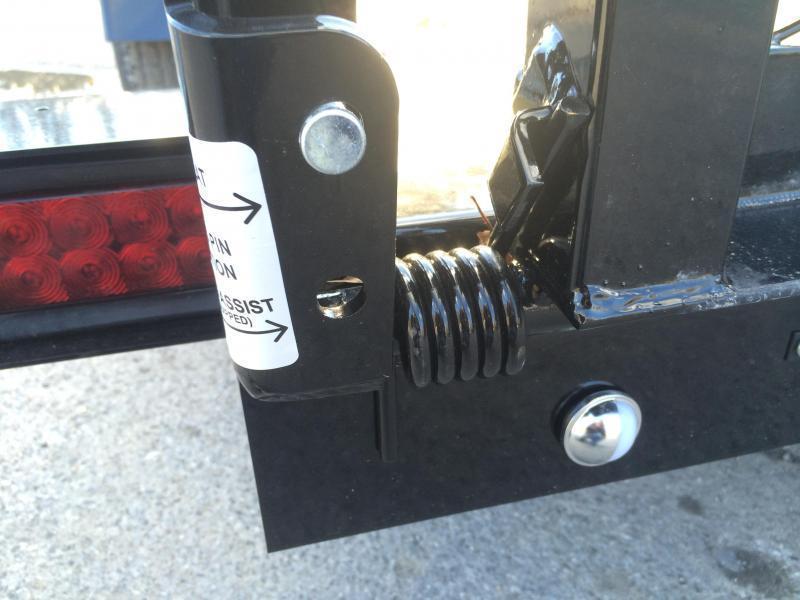 2020 Sure-Trac 7x12' Tube Top ATV Side Ramps Utility Trailer 2990# GVW