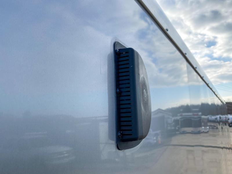 "2020 Sure-Trac 8.5x20' Pro Series Enclosed Car Hauler Trailer 9900# GVW * SILVER EXTERIOR * .030 SCREWLESS EXTERIOR * ROUND TOP * ALUMINUM WHEELS * 1 PC ROOF * 7K DROP JACK * 6"" TUBE FRAME * 48"" RV DOOR * PLYWOOD * 5200# AXLES * TUBE STUDS"