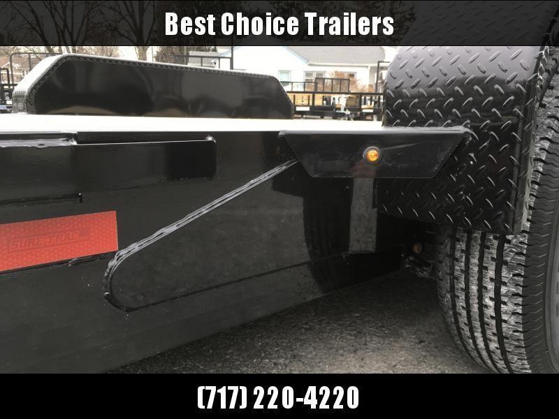 2020 Sure-Trac Tilt Bed Equipment Trailer 7'x18' 14000#