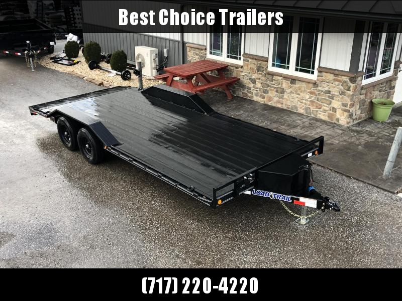 2020 Load Trail 102x20' Car Hauler Trailer 9990# GVW * CH0220052 * DEXTERS * BLACKWOOD PRO * TOOLBOX * POWDER PRIMER * BLACKOUT * 2-3-2 WARRANTY