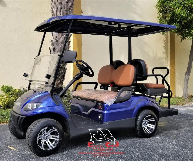 2020 ICON  I40 GOLF CART 25+ MPH