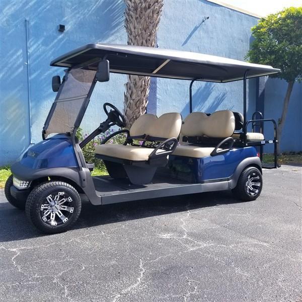 club car golf carts