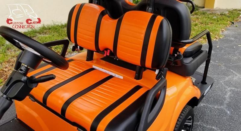 2020 ICON i40 4 Passenger Golf Cart Electric Vehicle